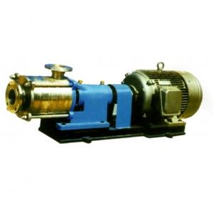 SJ-400 系列三级泵式(模块式)高剪切混合分散乳化机