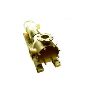 SJ-400 系列一级二级泵式(管线式)高剪切混合分散乳化机