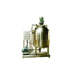 SJ-400 系列管线式高剪切混合乳化机