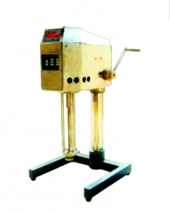 SJ-A型实验用高剪切混合分散乳化机